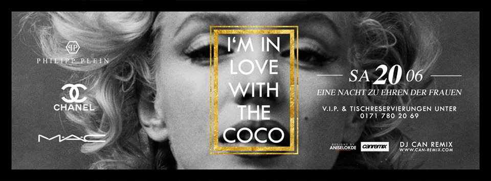 I AM IN LOVE WITH THE COCO