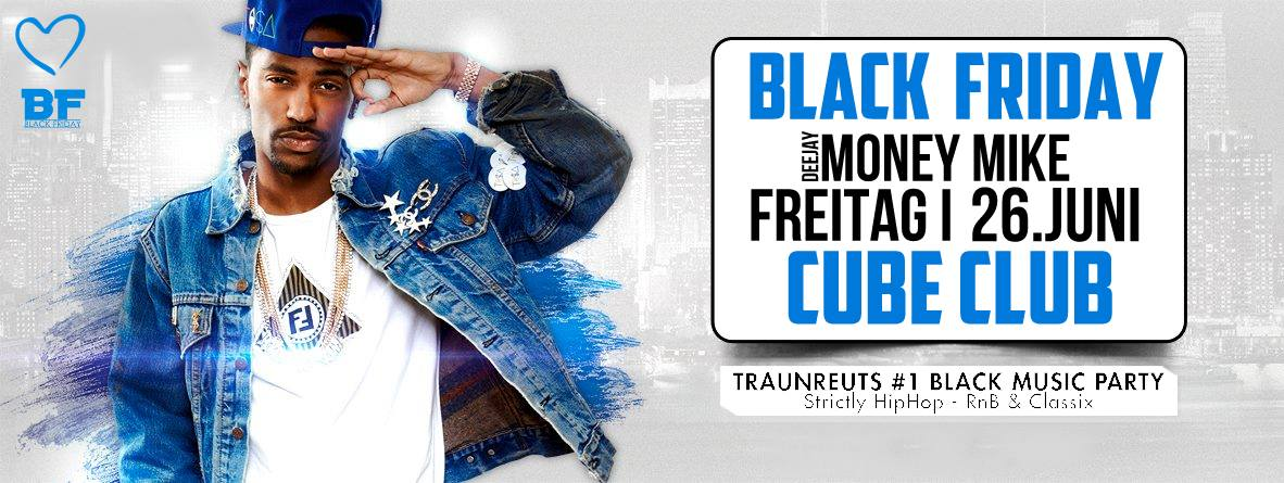 Black Friday @ Cube Club