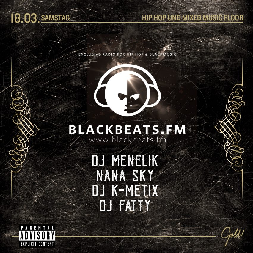 BLACKBEATS.FM PARTY
