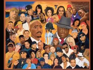 the hip hop culture